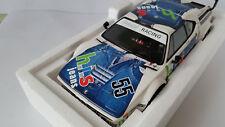 1:18 Minichamps BMW M1 Procar Cassini Racing Team 1980 Winkelhock lim.ed OVP/MIB