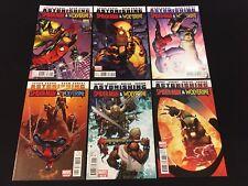 Astonishing Spider-man Wolverine Vol.1 # 1-6 Set