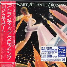 Rod Stewart Atlantic Crossing 2009 Japan Mini LP SHM CD L/E With Obi WPCR-13338