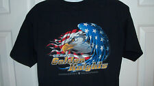 VTG US ARMY Golden Knights Parachute Team Official Shirt UNUSED UNWORN Size XL