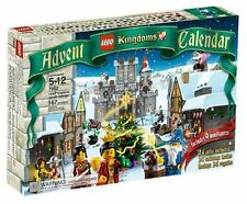 LEGO KINGDOMS 7952 ADVENT CALENDAR CHRISTMAS 2010 MISB new