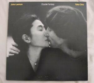 John Lennon - Double Fantasy (NM) vinyl LP
