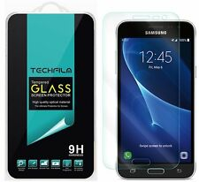 TechFilm® Tempered Glass Screen Protector Saver For Samsung Galaxy Express Prime