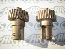 1959-1964 LeSabre, Wildcat, Electra Power Vent Window Gears. Left and Right Pair