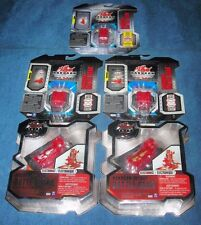 BAKUGAN DRAGONOID BATTLE GEAR ZUKANATOR SPECIAL ATTACK PYRUS RED NOVA BRAWLERS