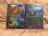 The Little Mermaid (DVD, 2006, 2-Disc Set, Platinum Edition)brand New