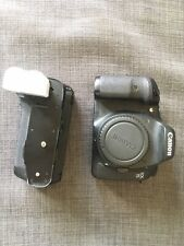 canon 7d body only -with Vivitar PG 7D deluxe power grip