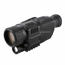 Digital Infrared Night Vision 5X40 Monocular Hunting Video Telescope Scope US