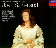 Verdi : Joan Sutherland: The Art of the Prima Do CD