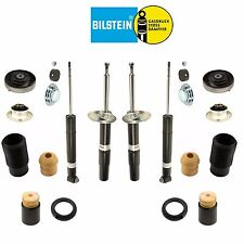 BMW E60 E46 Front Left and Right Shocks & Struts with Mounts & Bumpers Bilstein