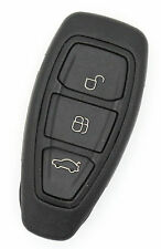 Ford Fiesta Focus Mondeo C-Max b-max S-max Galaxy Kuga 3 botón Smart caso clave