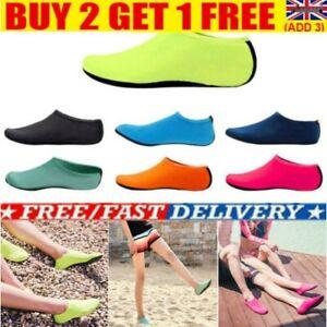 Neoprene Water Shoes Aqua Socks Diving Socks Wetsuit Non-slip Swim Beach Sea UK!