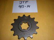 420 14T Roda Dentada Dianteira para Honda 2013-16 CRF110F 69-82 CT70-JTF253.14 Jt