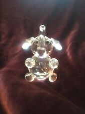 Elephant Figurine Crystal Trunk Up - 24% Retail $15.99 Only $8.99 Free S&H