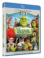 SHREK FOREVER AFTER (3D) NEW DVD