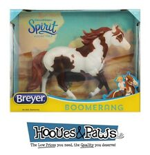 Breyer Spirit Riding Free Horse Boomerang Traditional Collection Pinto 9202