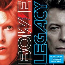 David Bowie - Legacy - Very Best Of ( Greatest Hits ) NEW CD  (SENT SAME DAY)