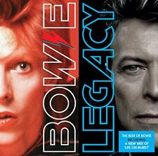 David Bowie - Legacy - Very Best Of ( Greatest Hits )  NEW CD ALBUM  (2016)
