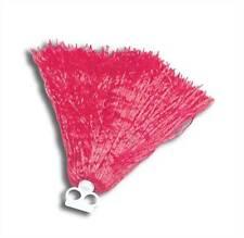 Small RED Pom Pom, Poms Sold Singularly, Cheerleader/High School Fancy Dress