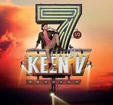 7 (New Edition) - 2 DISC SET - Keen'V (2017, CD NEUF)