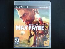 Max Payne 3 Ebay