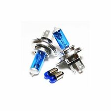 Mercedes 190 W201 55w ICE Blue Xenon HID High/Low/Side Headlight Bulbs Set