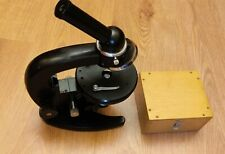 Rare Microscope MBI-1. Made in USSR. 1951 year! N 00091!