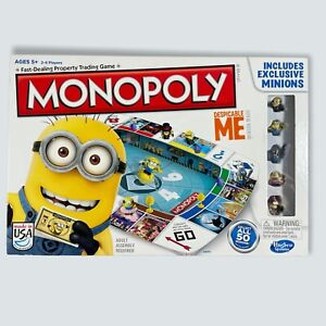 Genuine Spare Parts - Monopoly Despicable ME Pieces by Hasbro Gaming