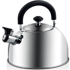 Wasserkocher Wasserkessel Teekanne Teekessel Ofenkessel 2,5 L Edelstahl