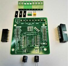 Bausatz Controller für LED RGB Matrix ESP8266 Wemos D1 PxMatrix P3 P4 P5 DS1820