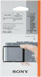 SONY semi-hard protective sheet PCK-LM15 for DSC-RX1 / DSC-RX100