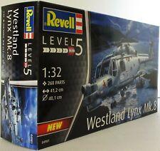 Revell 1:32 04981 Westland Lynx HAS Mk.8 Model Aircraft Kit