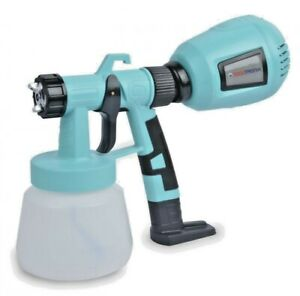 Tooltronix Airless Electric Paint Spray Gun Fence Brick Walls Industrial Home