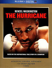 The Hurricane (Blu-ray Disc, 2014, Includes Digital Copy UltraViolet)