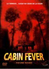 Cabin Fever Fièvre noire DVD NEUF SOUS BLISTER