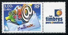 TIMBRE PERSONNALISE N° 3365A ** 3° MILLENAIRE / LOGO TPP