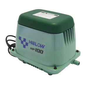 New HIBLOW HP100 Large Capacity Air pumps for septic and aqua tanks