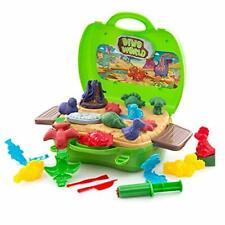 Dinosaur Activity Play-Doh 26pcs Portable Pretend Play Set Kids Preschool Toys