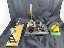 Liasse wilesco d10 avec accessoires et moulin à vent
