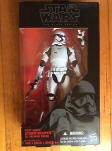 star wars black series 6 inch First Order Stormtrooper