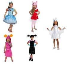 Girls Paw Patrol Skye Vamperina Dragon Fury Rainbow Dash Peppa Pig Costume-3T/4T