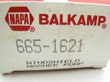 Napa 665-1621 Windshield Washer Pump