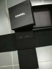 Authentic Chanel CLIP Earrings Big Box with Velvet Storage Dust Bag Pouch