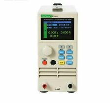 Single Channel Programmable Dc Electronic Load Charger Power Supply Measurement