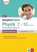Klett KomplettTrainer Gymnasium Physik 7.-10. Klass... | Buch | Zustand sehr gut