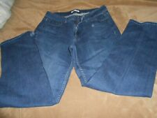 Lee Riders Mid Rise Straight Leg Jeans  Size 16 M