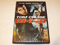 Mission: Impossible III (DVD, 2006, Full Screen Edition)