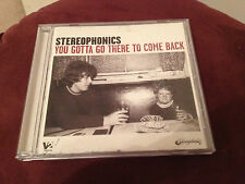 Stereophonics - 'You Gotta Go There To Come Back' UK CD Album