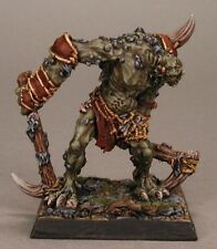 Uru River Troll Chief Reaper Miniatures Warlord Reptus Monster Fighter Barbarian