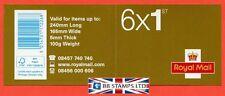 Mb8e 6 x 1st Fsc & 2012 Calender Self Adhesive Booklets
